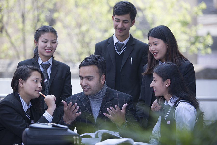 Whats new about Texas College at Mitrapark, Chabahil, Kathmandu.